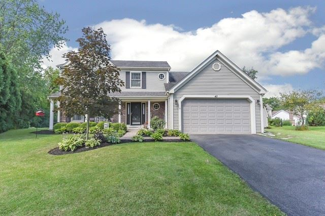 40 Manchester Court, Fox River Grove, IL 60021 - #: 10809265