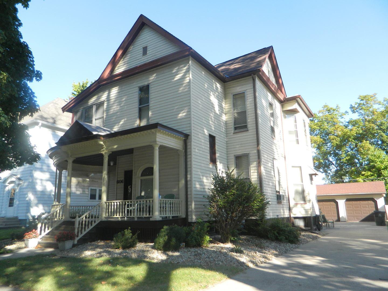 606 E Washington Street, Bloomington, IL 61701 - #: 11228265