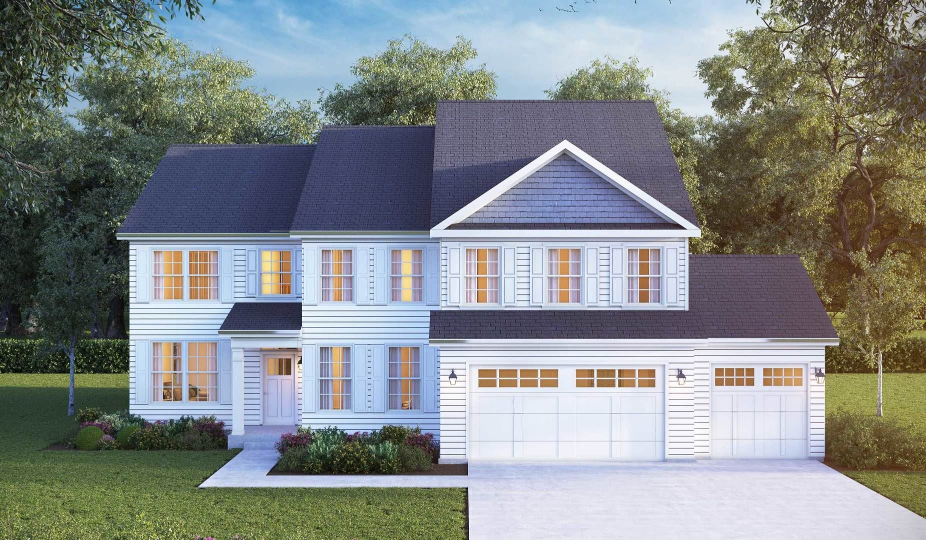 Photo of 1604 Moran Drive, Shorewood, IL 60404 (MLS # 10971266)