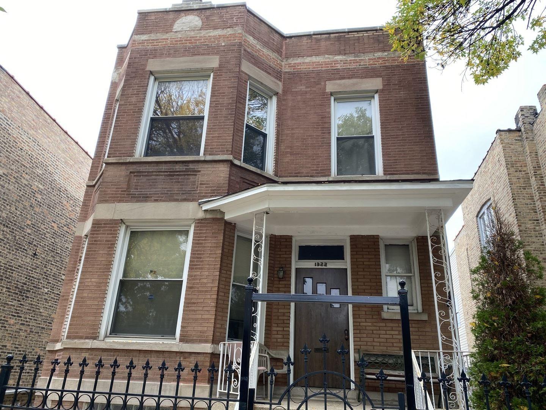 1322 N Ridgeway Avenue, Chicago, IL 60651 - #: 11240266