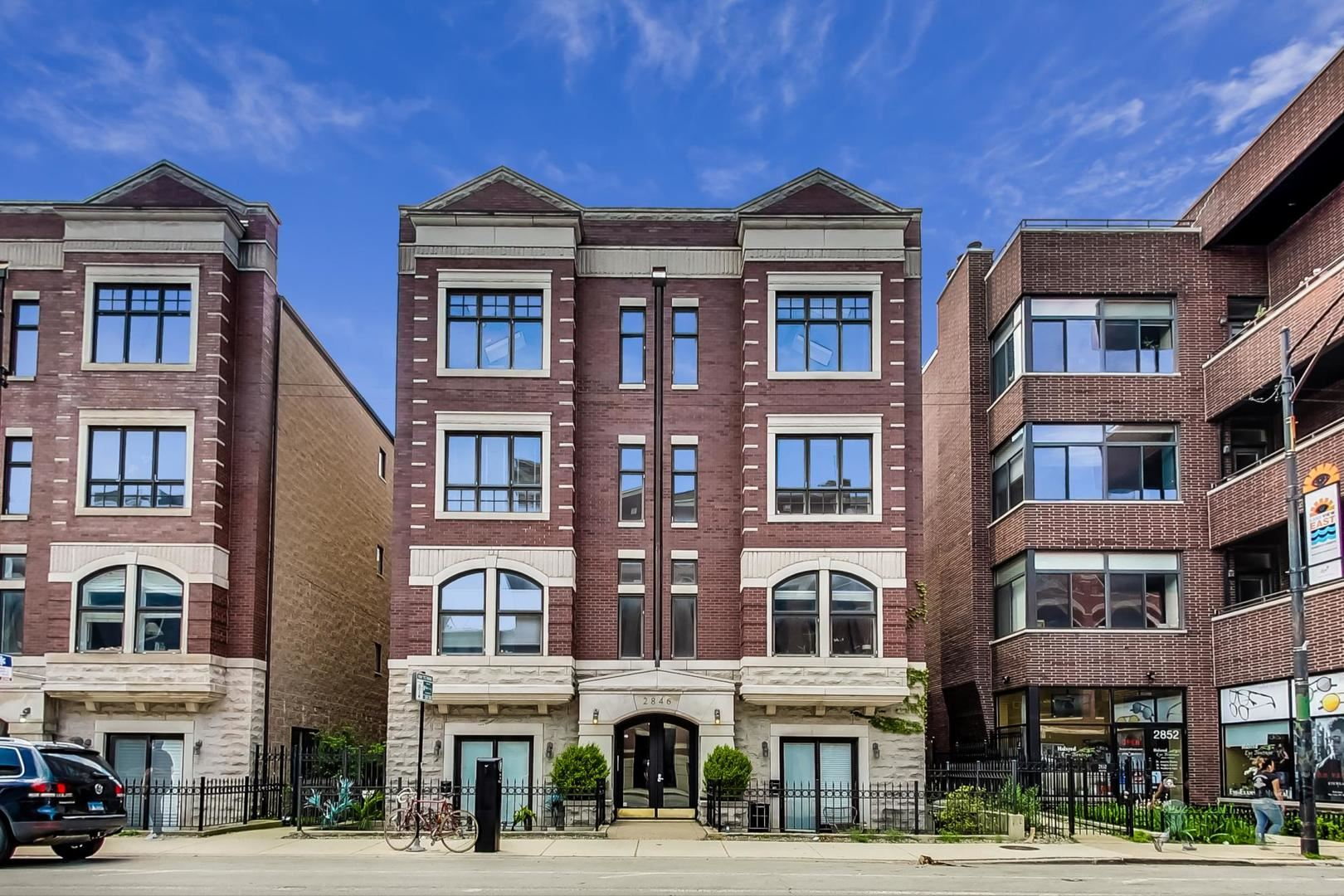 2846 N Halsted Street #4S, Chicago, IL 60657 - #: 10729267