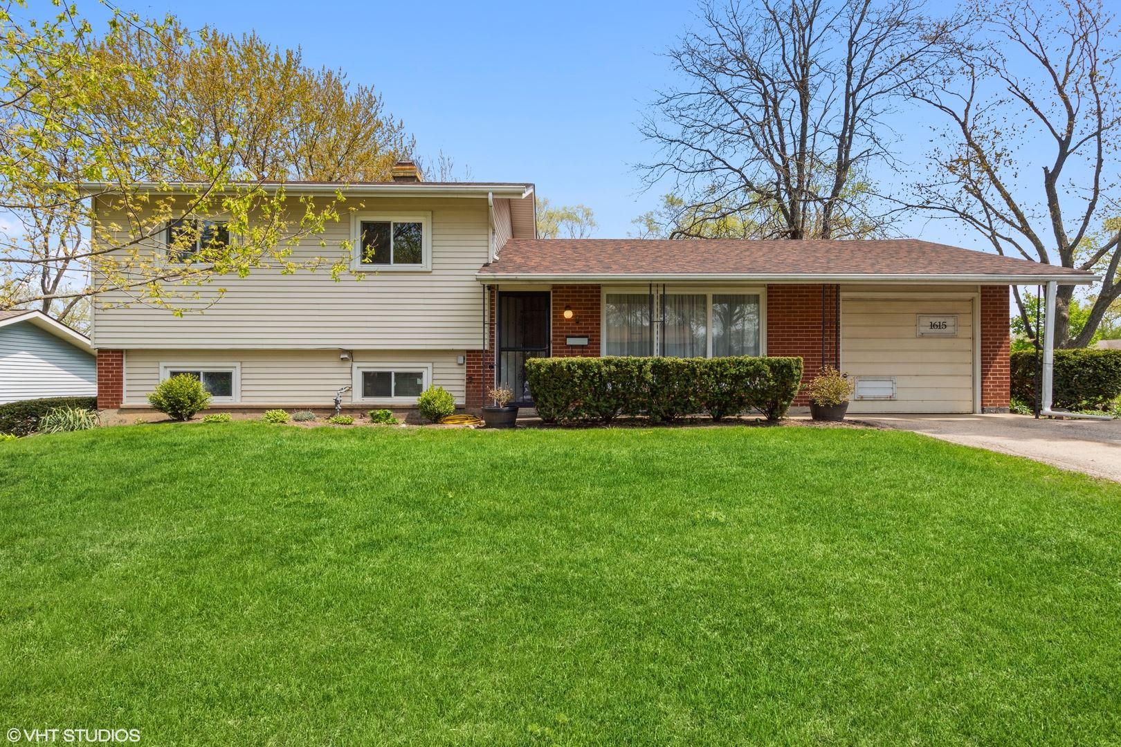 1615 Ashley Road, Hoffman Estates, IL 60169 - #: 11067267