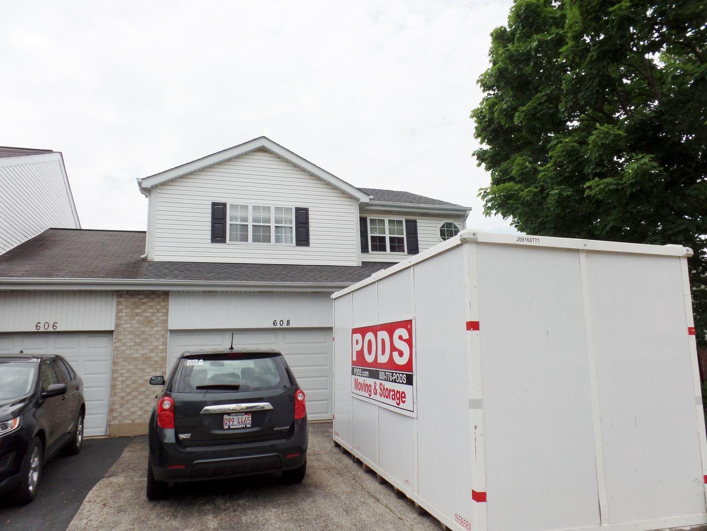 608 Six Pines Drive, Romeoville, IL 60446 - #: 10735268