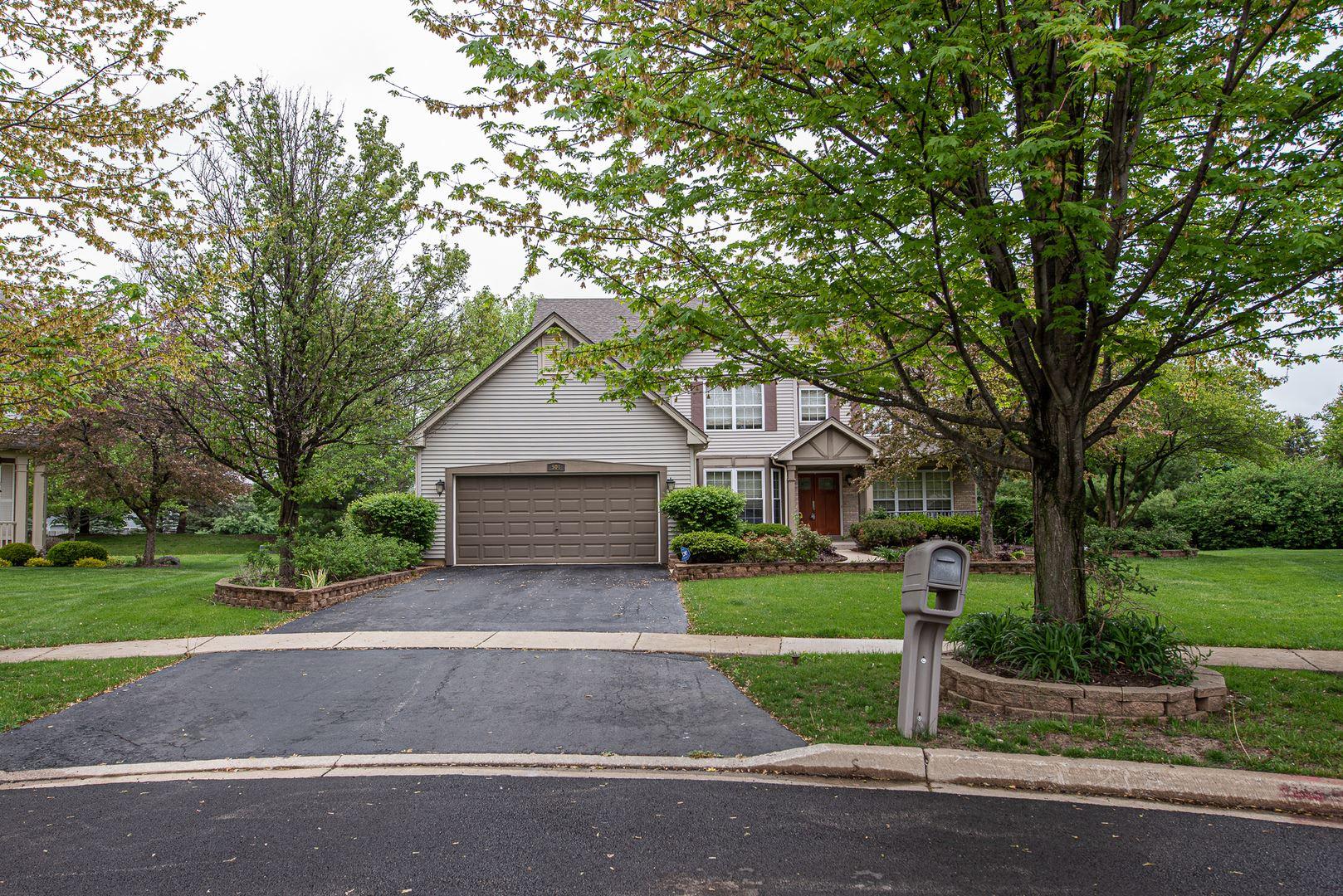 Photo of 504 Greenview Court, Oswego, IL 60543 (MLS # 11078268)