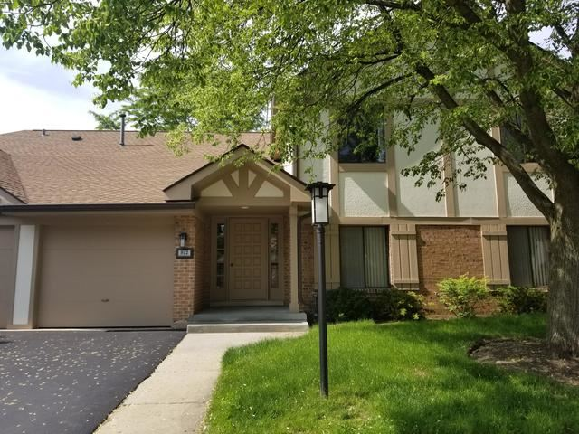 912 Knottingham Drive UNIT 2A, Schaumburg, IL 60193 - #: 10452270