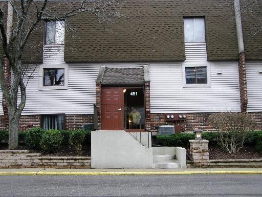 451 ELM Street #2D, Deerfield, IL 60015 - #: 10796270