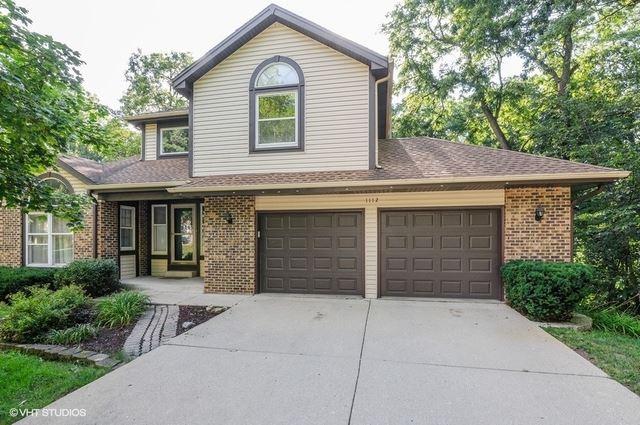 1112 Oak Ridge Drive, Streamwood, IL 60107 - #: 10801270