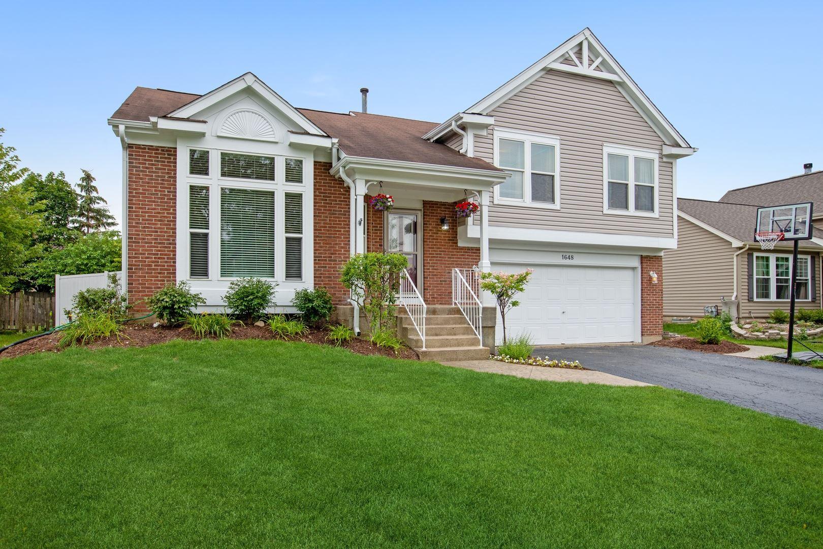 1648 WARRINGTON Lane, Crystal Lake, IL 60014 - #: 11154270