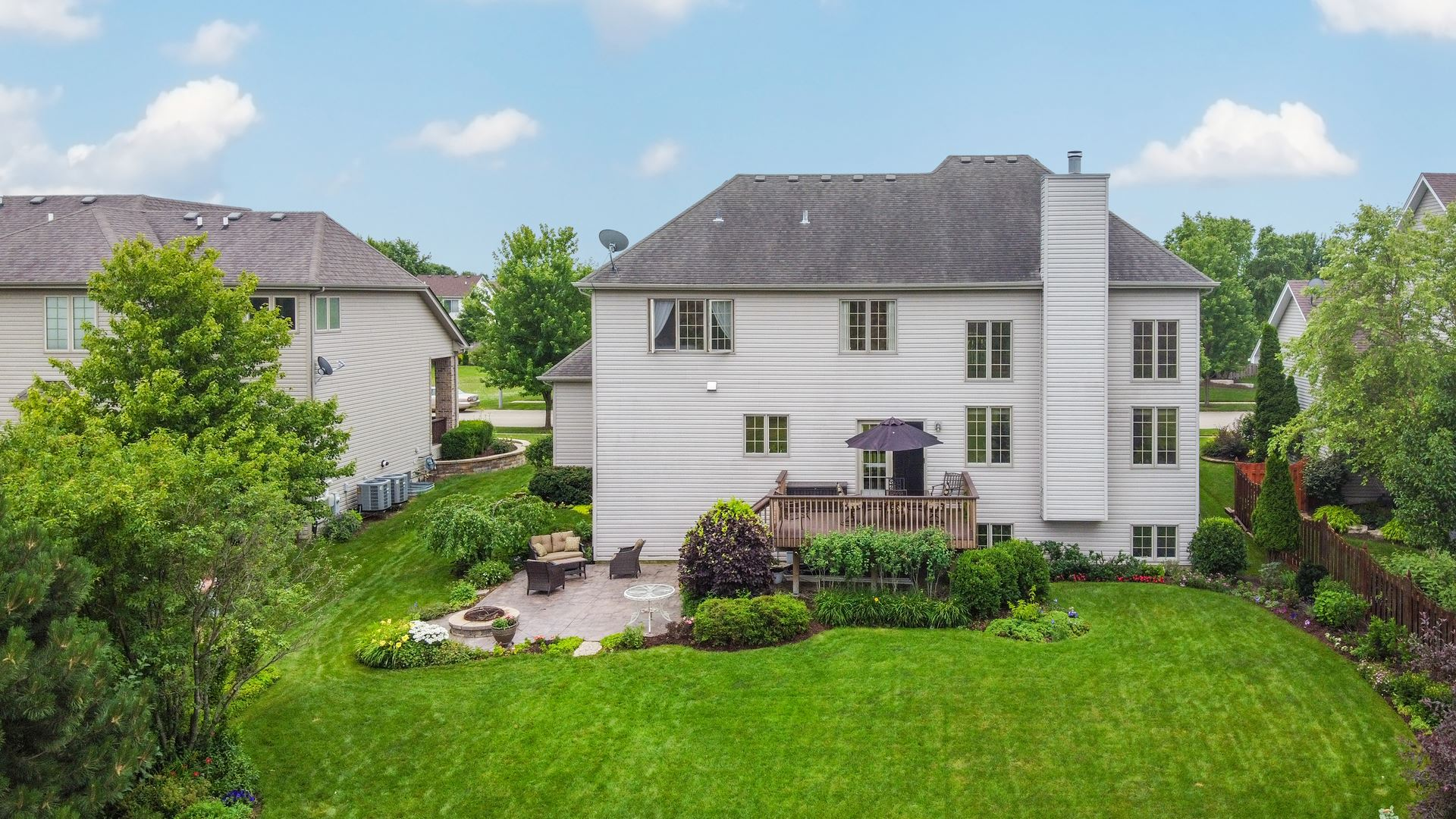 Photo of 365 ANDOVER Drive, Oswego, IL 60543 (MLS # 11163270)