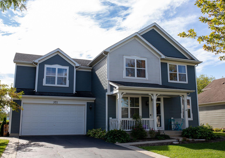 371 Oakmont Drive, Cary, IL 60013 - #: 11183270