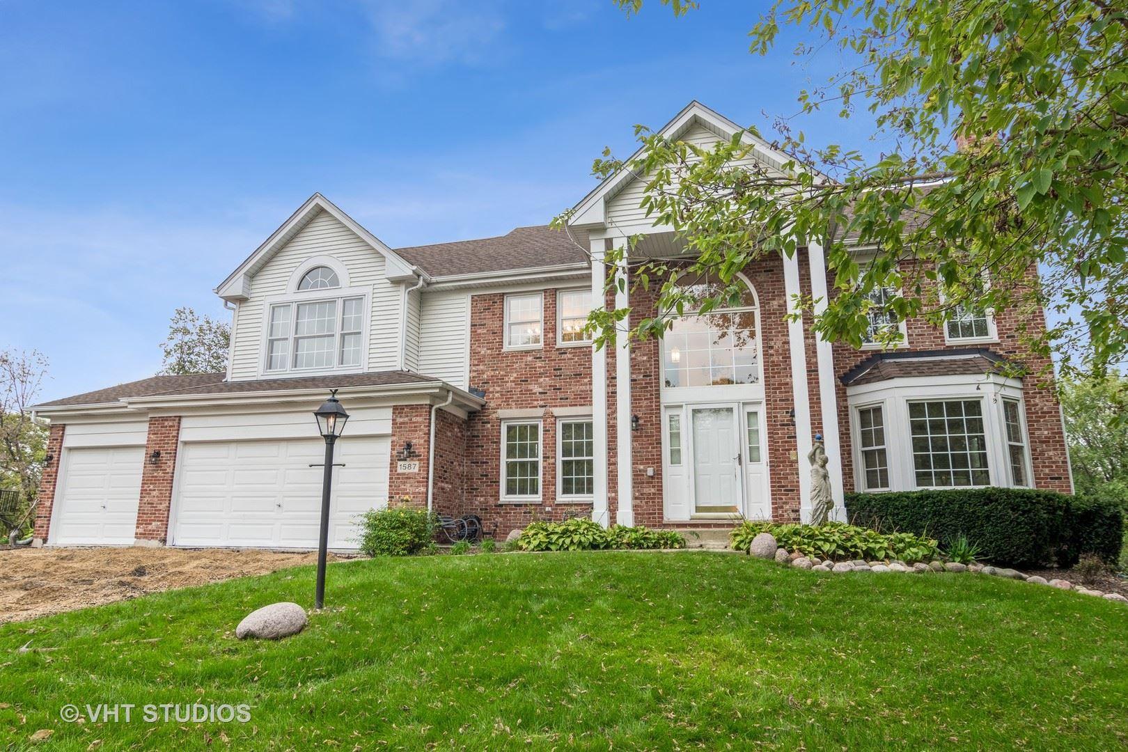 1587 McCormack Drive, Hoffman Estates, IL 60169 - #: 11196270