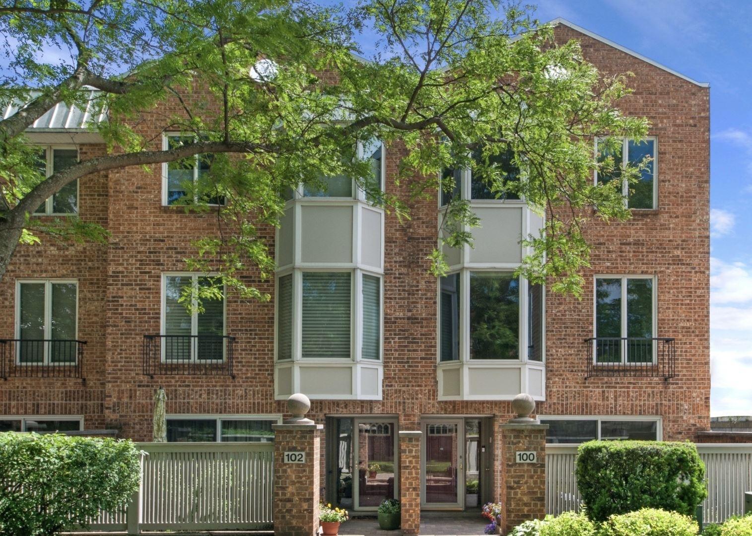 100 Bishop Quarter Lane, Oak Park, IL 60302 - #: 10749271