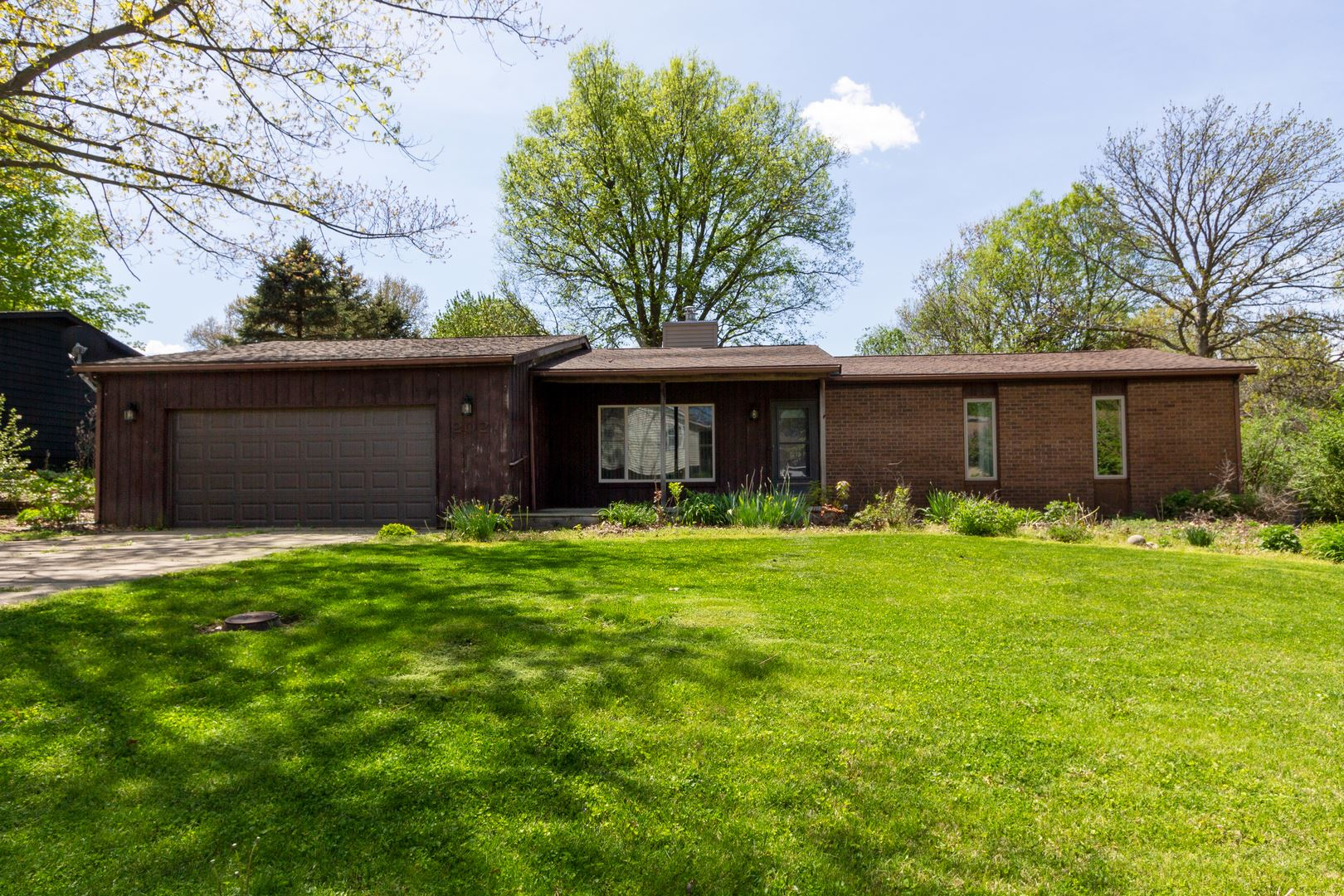 202 Quail Hill Road, Monticello, IL 61856 - #: 10314273