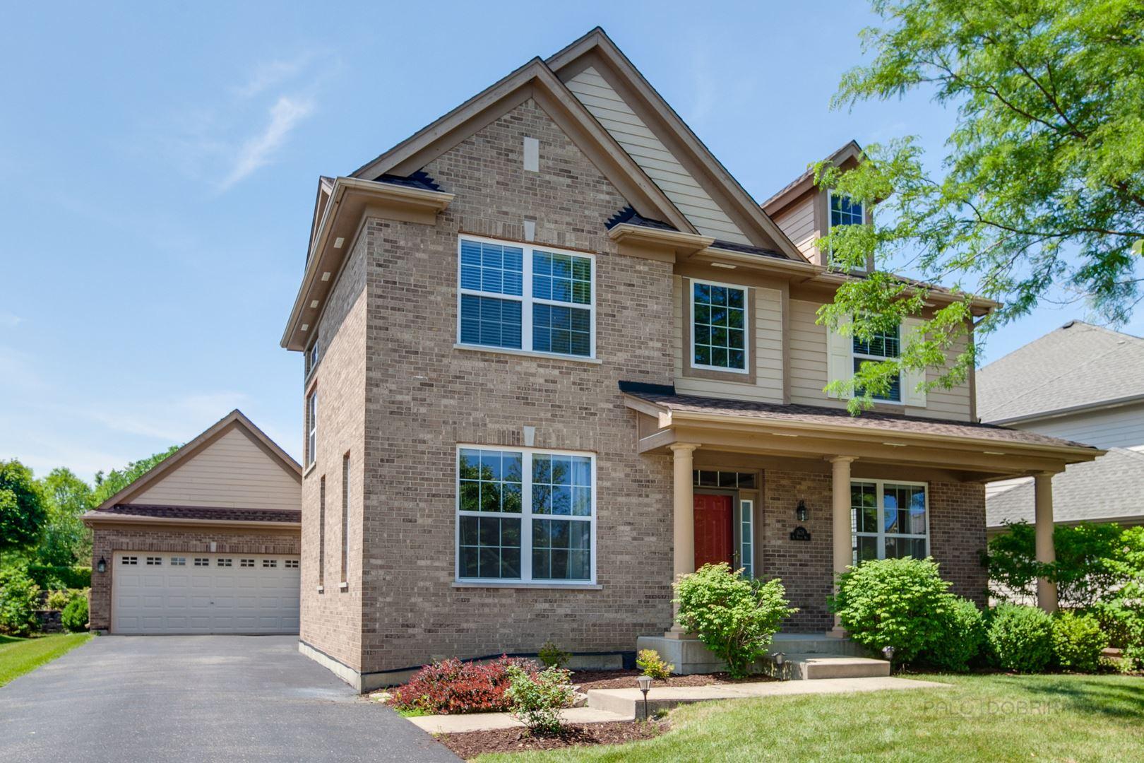 1678 N Woods Way, Vernon Hills, IL 60061 - #: 10768273
