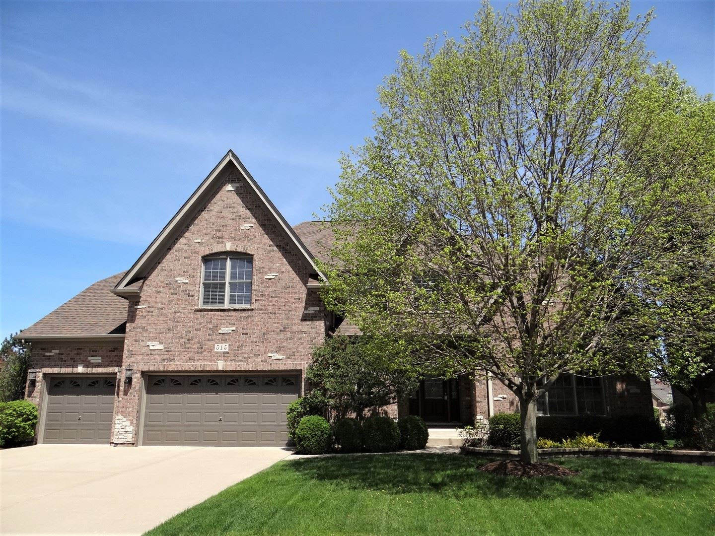 515 EAGLE BROOK Lane, Naperville, IL 60565 - #: 10703274