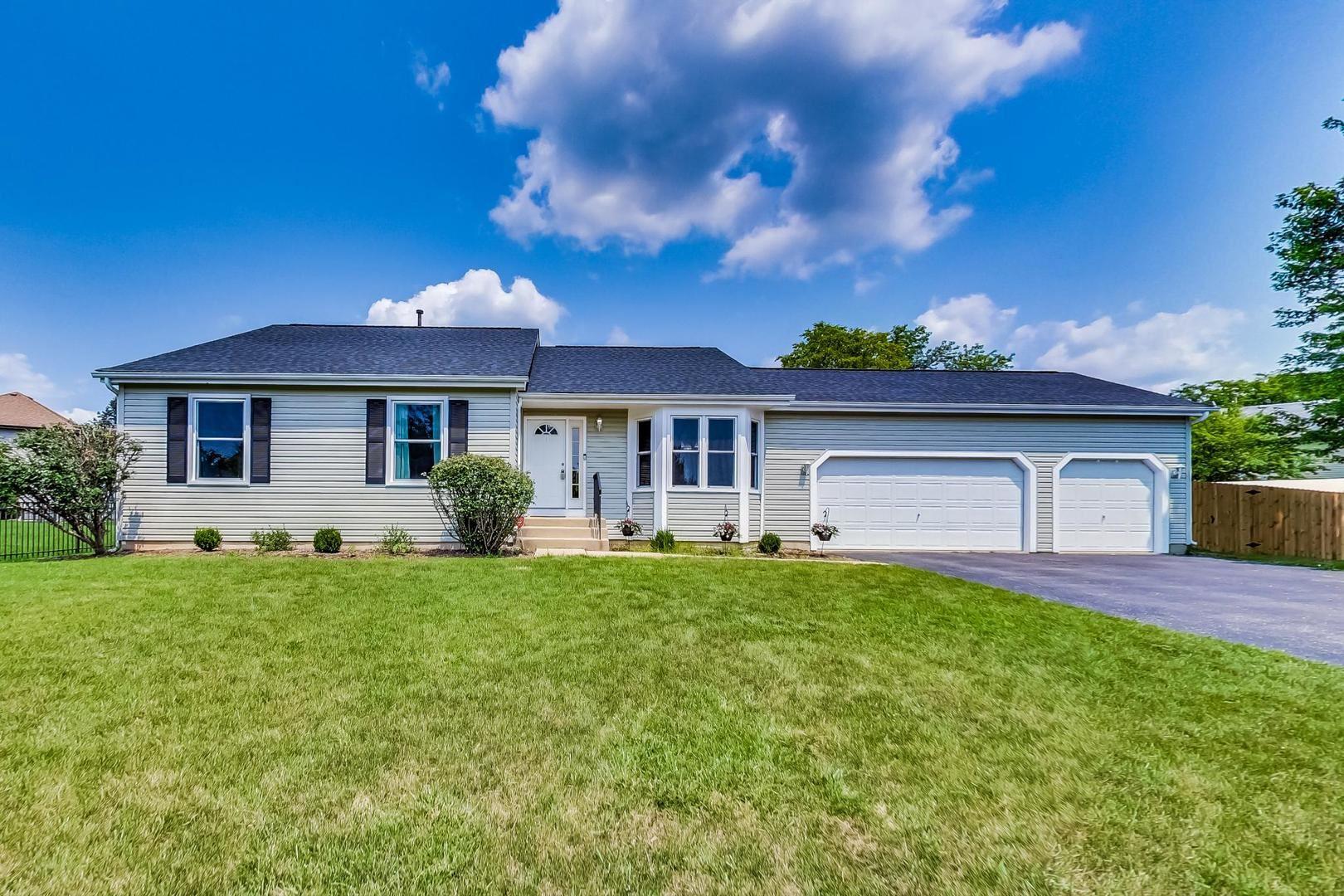 1278 Amberwood Drive, Crystal Lake, IL 60014 - #: 11184274