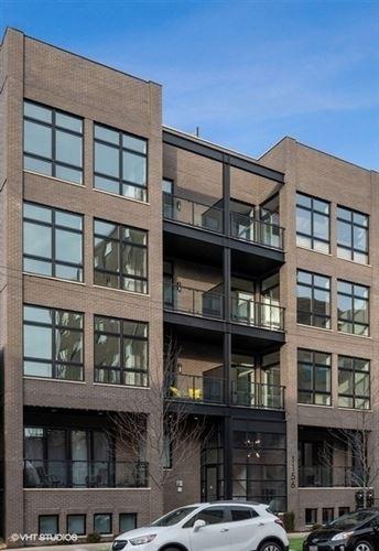 Photo of 1156 W Ohio Street #3E, Chicago, IL 60642 (MLS # 10829275)