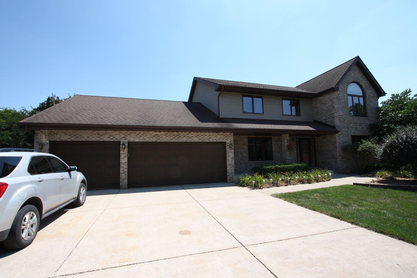 24157 S Iroquois Drive, Channahon, IL 60410 - #: 10773276