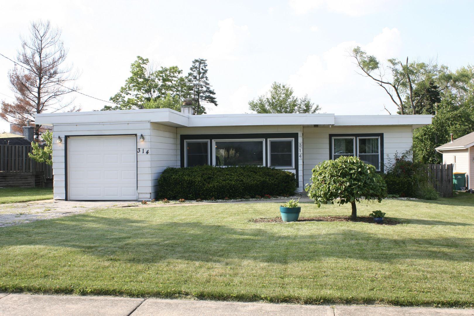 314 W Harding Road, Lombard, IL 60148 - #: 10773277