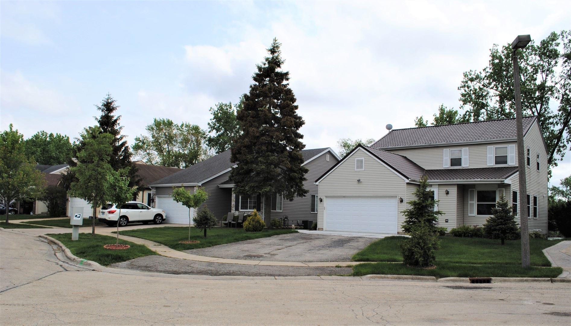 2559 BRUNSWICK Circle #G, Woodridge, IL 60517 - #: 11096277