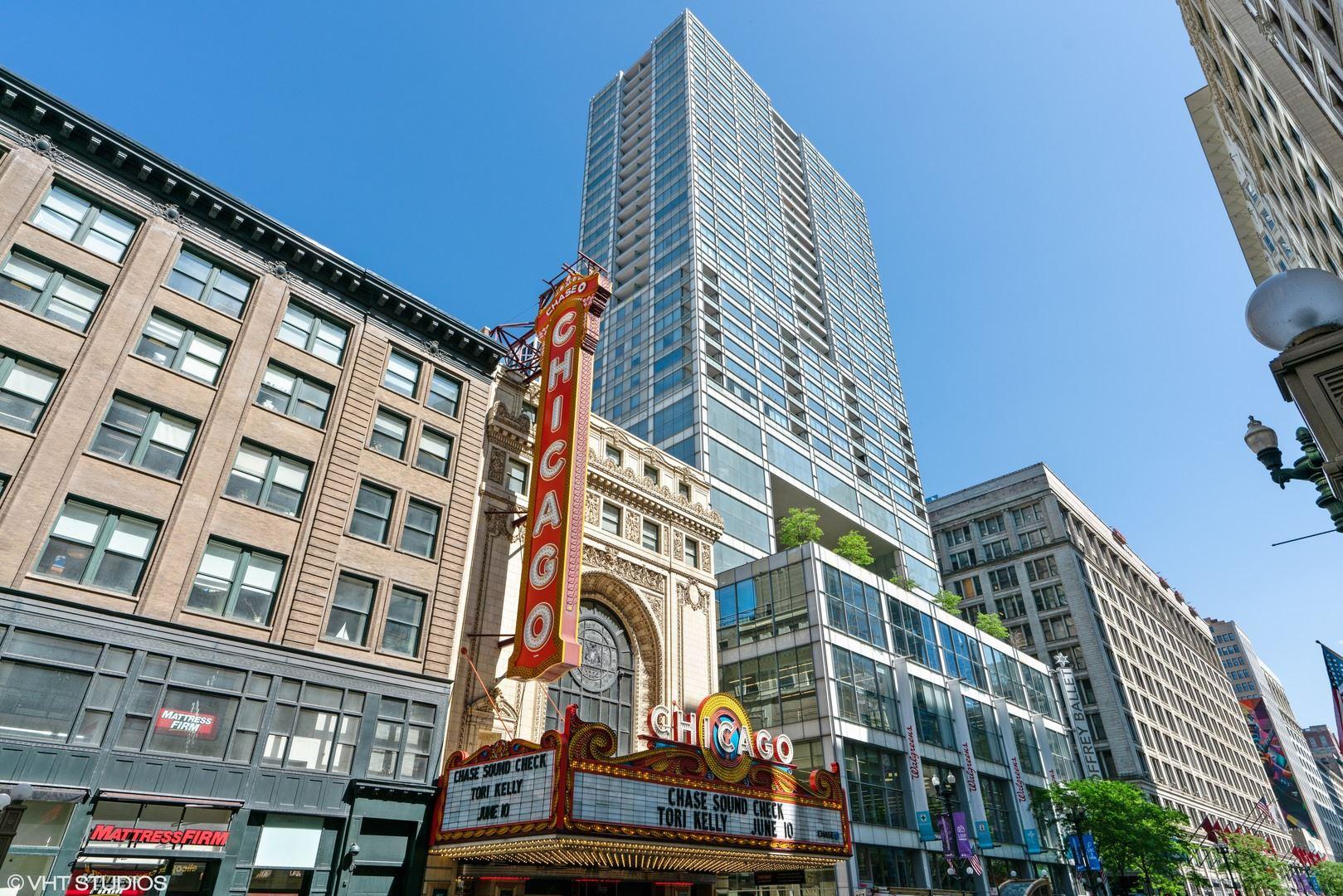 8 E RANDOLPH Street #3301, Chicago, IL 60601 - #: 10743278
