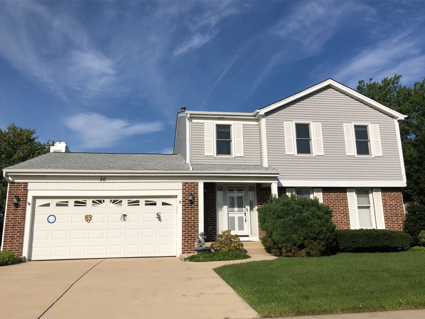30 Wildwood Drive, Roselle, IL 60172 - #: 10669279