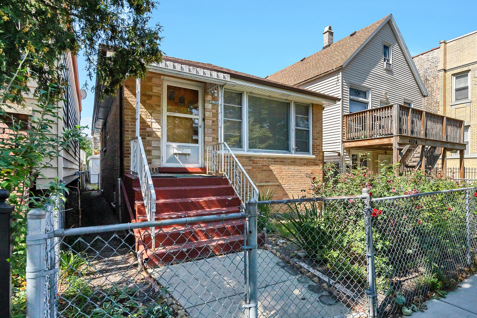 4104 N Kimball Avenue, Chicago, IL 60618 - #: 11223279