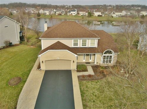 Photo of 815 Rivers Edge Drive, Minooka, IL 60447 (MLS # 10613280)
