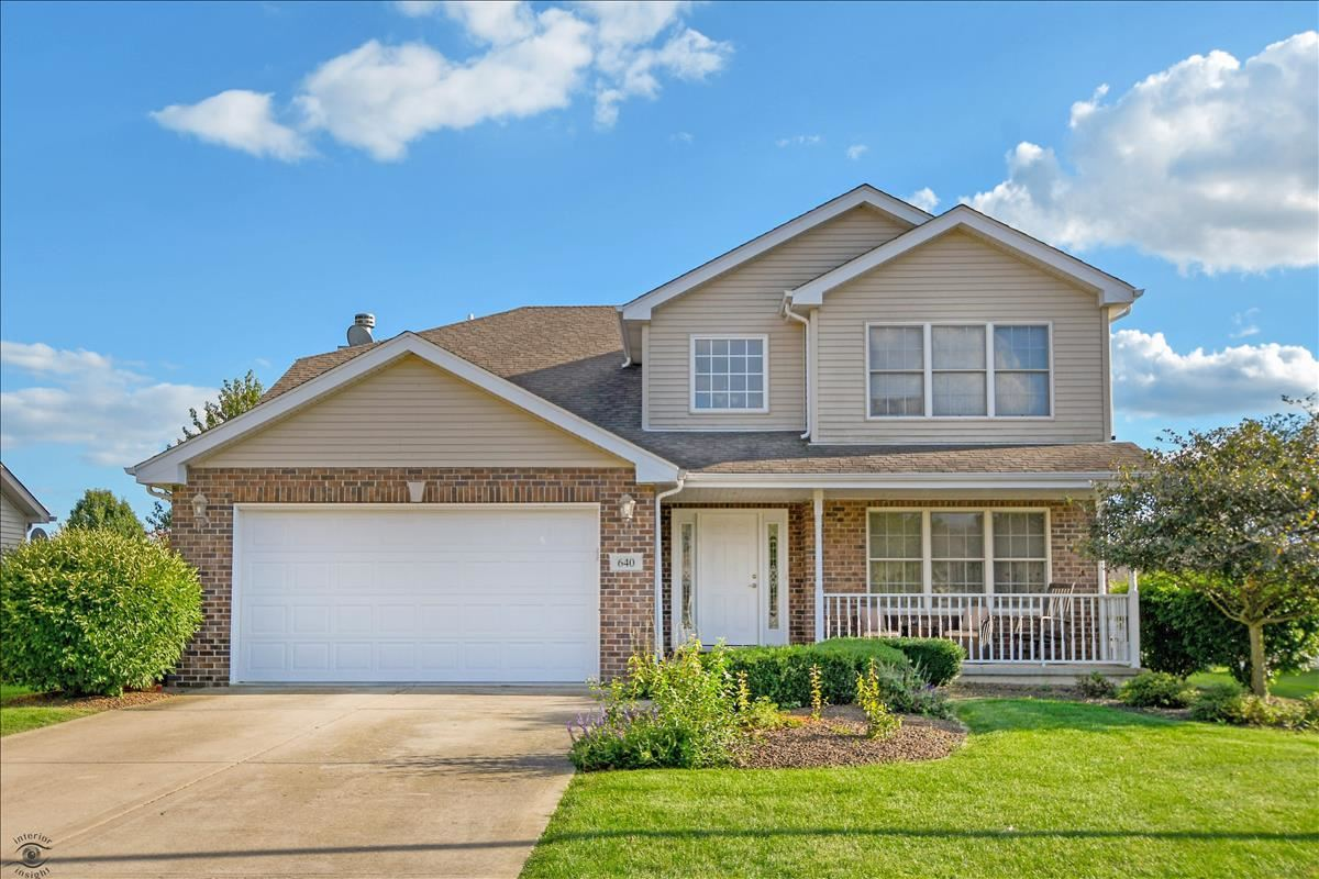 640 Eagle Avenue, Bourbonnais, IL 60914 - MLS#: 11249280