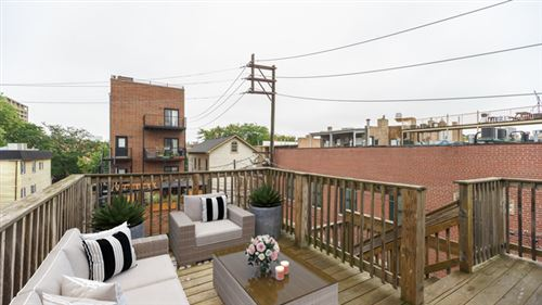 Tiny photo for 925 South ABERDEEN Street #3, Chicago, IL 60607 (MLS # 10544281)