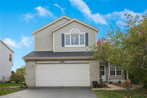 Tiny photo for 2309 Wesmere Lakes Drive, Plainfield, IL 60586 (MLS # 10910281)