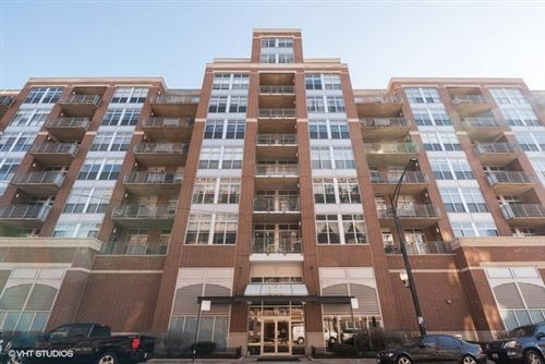 Photo of 111 South MORGAN Street #318, Chicago, IL 60607 (MLS # 10636282)