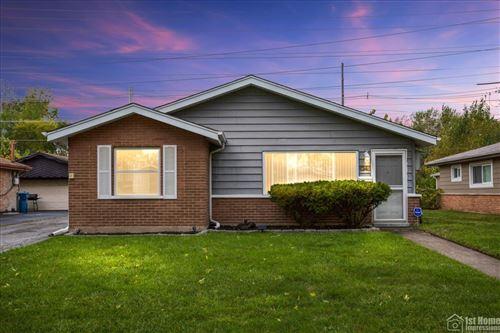 Photo of 1240 Balmoral Avenue, Calumet City, IL 60409 (MLS # 11254282)