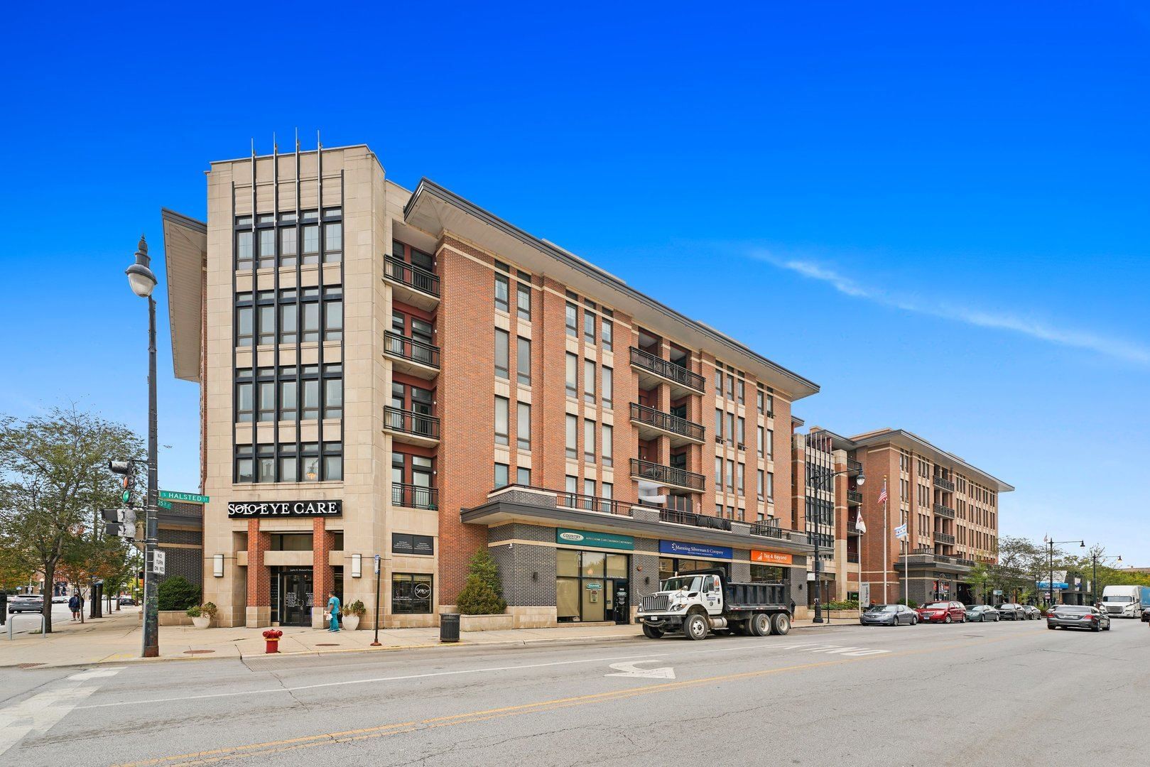 3450 S Halsted Street #501, Chicago, IL 60608 - #: 11227282
