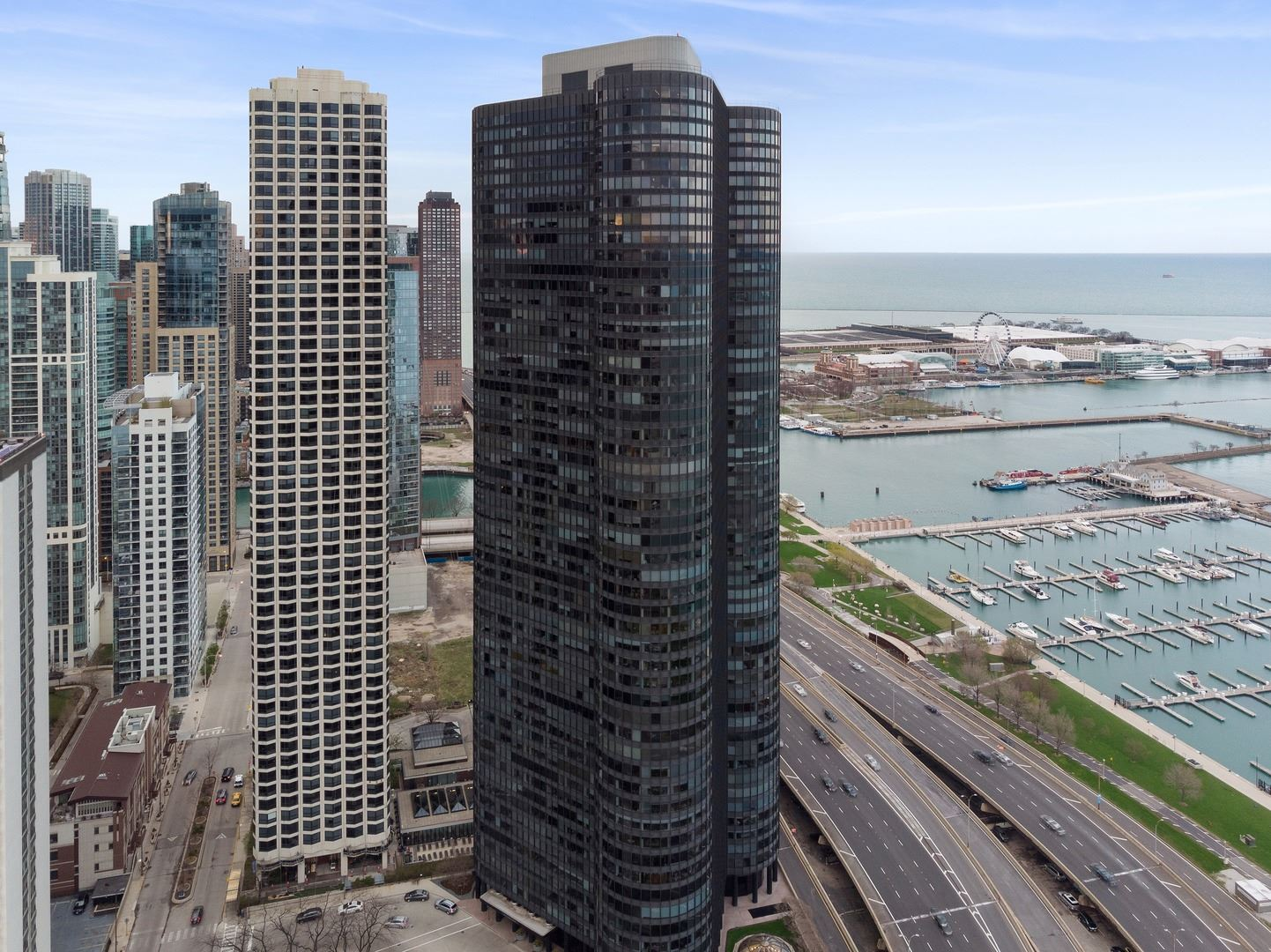 155 N HARBOR Drive #2914, Chicago, IL 60601 - #: 10705283