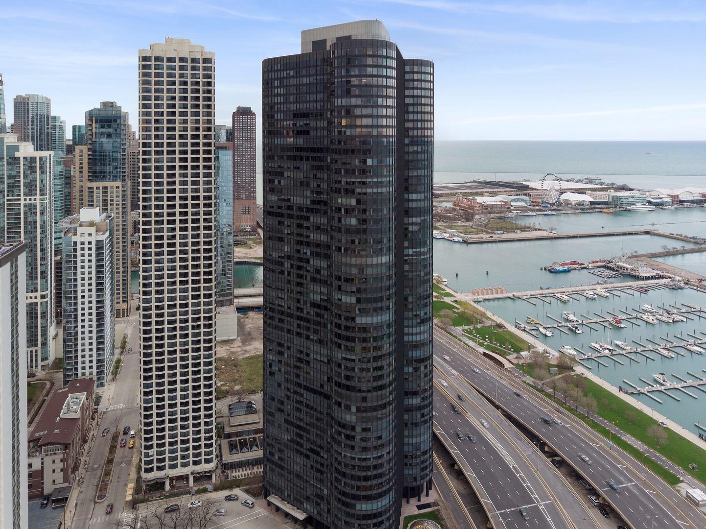 155 N HARBOR Drive #2914, Chicago, IL 60601 - #: 10705283