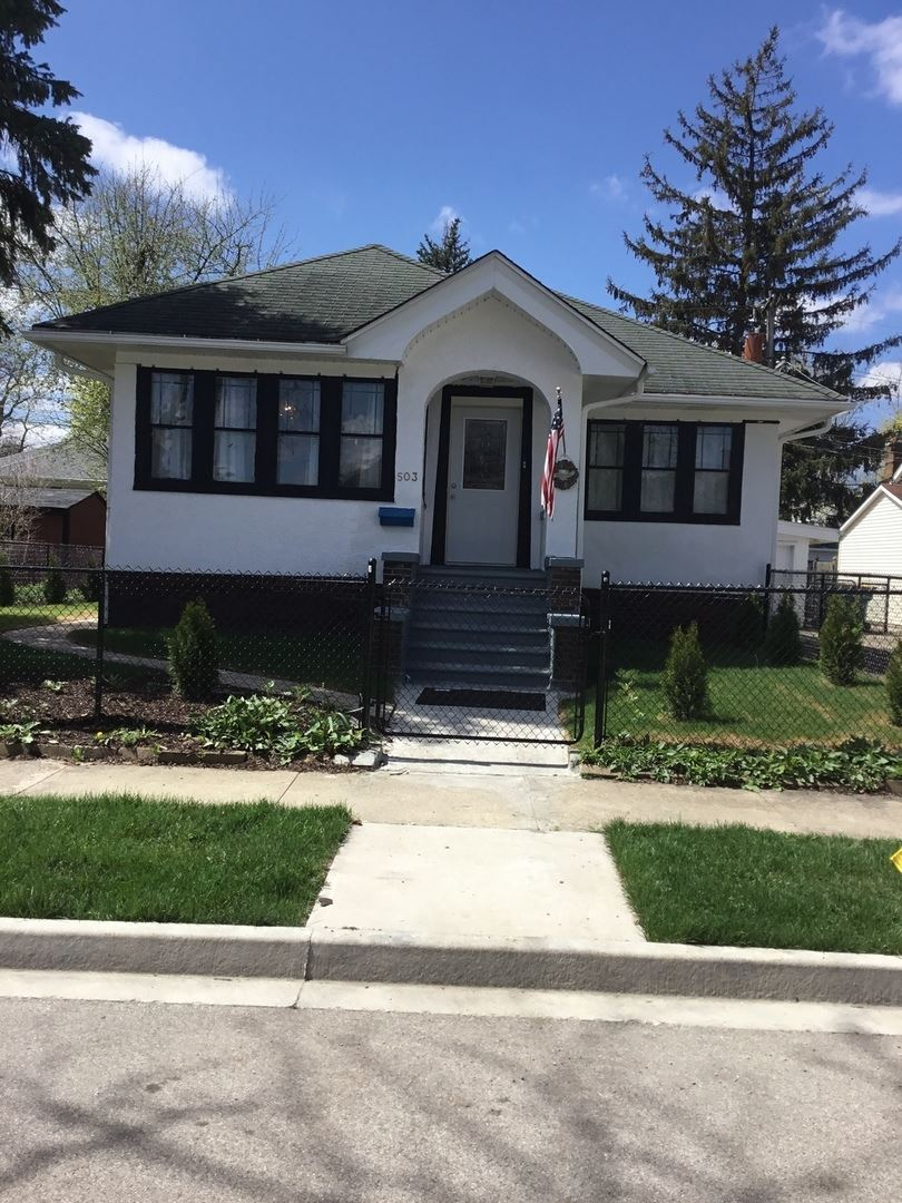 Photo of 503 Knox Place, Joliet, IL 60435 (MLS # 11053284)