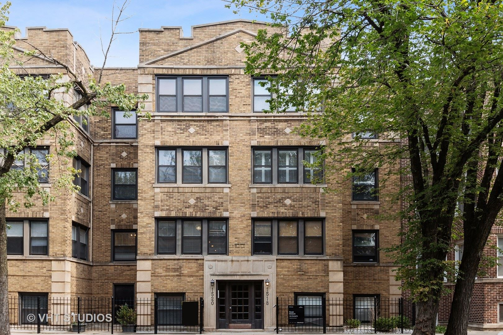 1520 W Addison Street #1, Chicago, IL 60613 - #: 11227284
