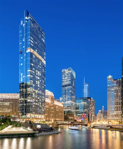 Photo of 313 W Wolf Point Plaza #4201, Chicago, IL 60654 (MLS # 11239285)