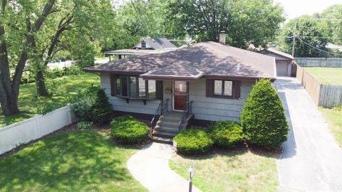 18276 Burnham Avenue, Lansing, IL 60438 - #: 10778285