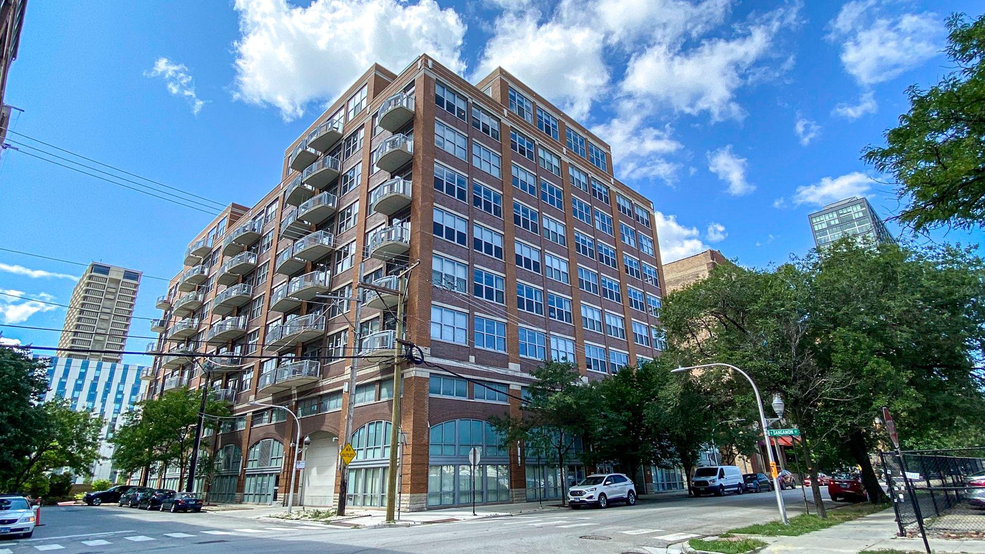 933 W Van Buren Street #706, Chicago, IL 60607 - MLS#: 10808285