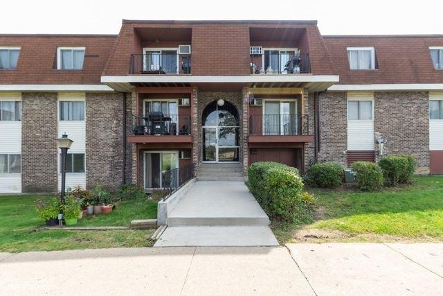 1165 VALLEY Lane #206, Hoffman Estates, IL 60169 - #: 10856285
