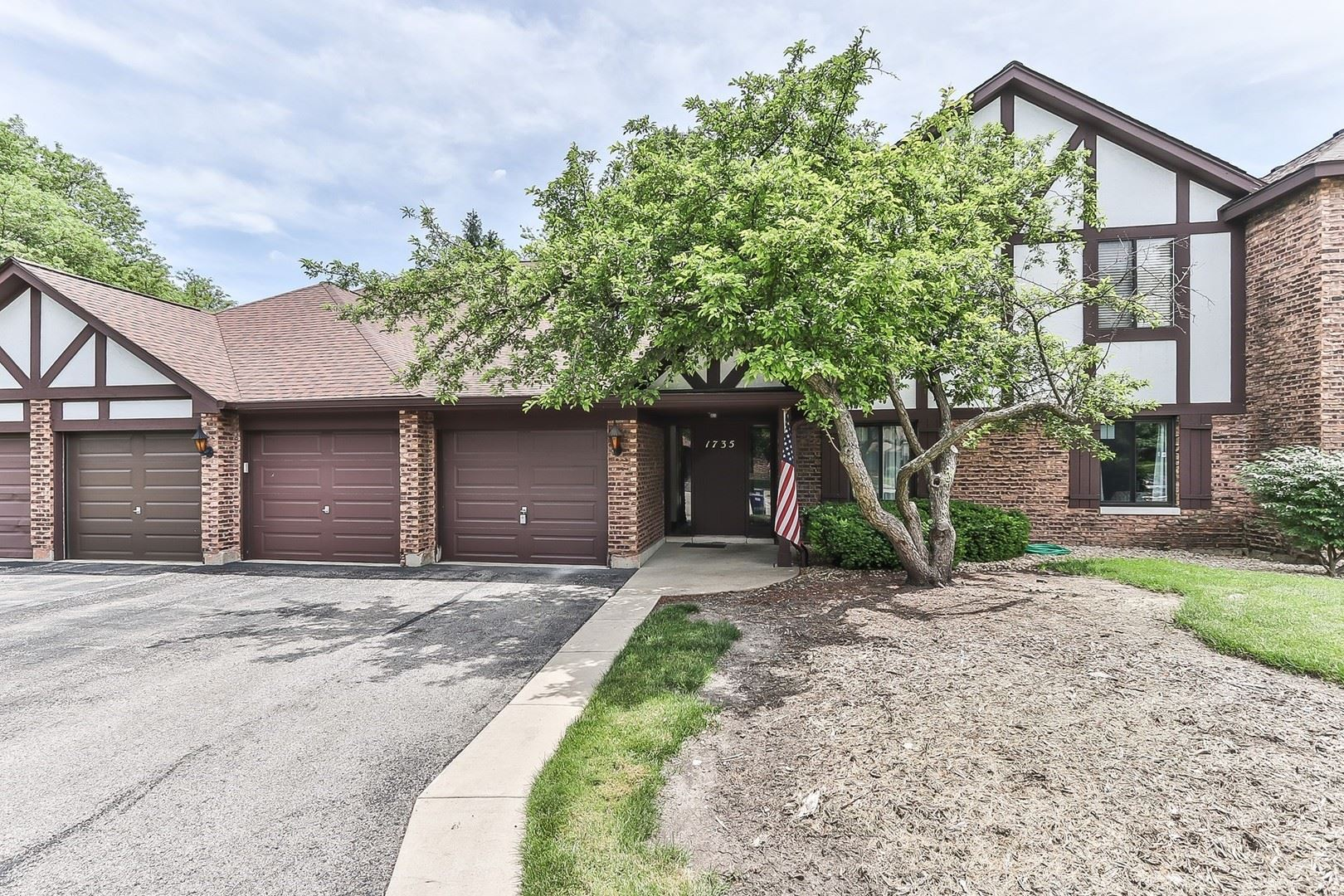 1735 Harrow Court #A, Wheaton, IL 60189 - #: 10738286
