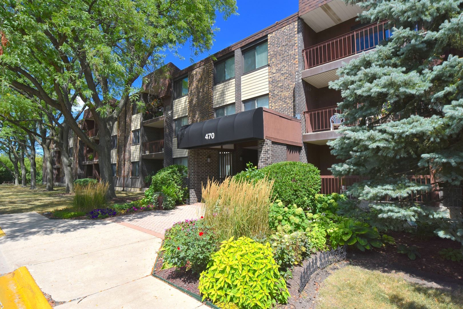 470 Raintree Court #3J, Glen Ellyn, IL 60137 - #: 10628287