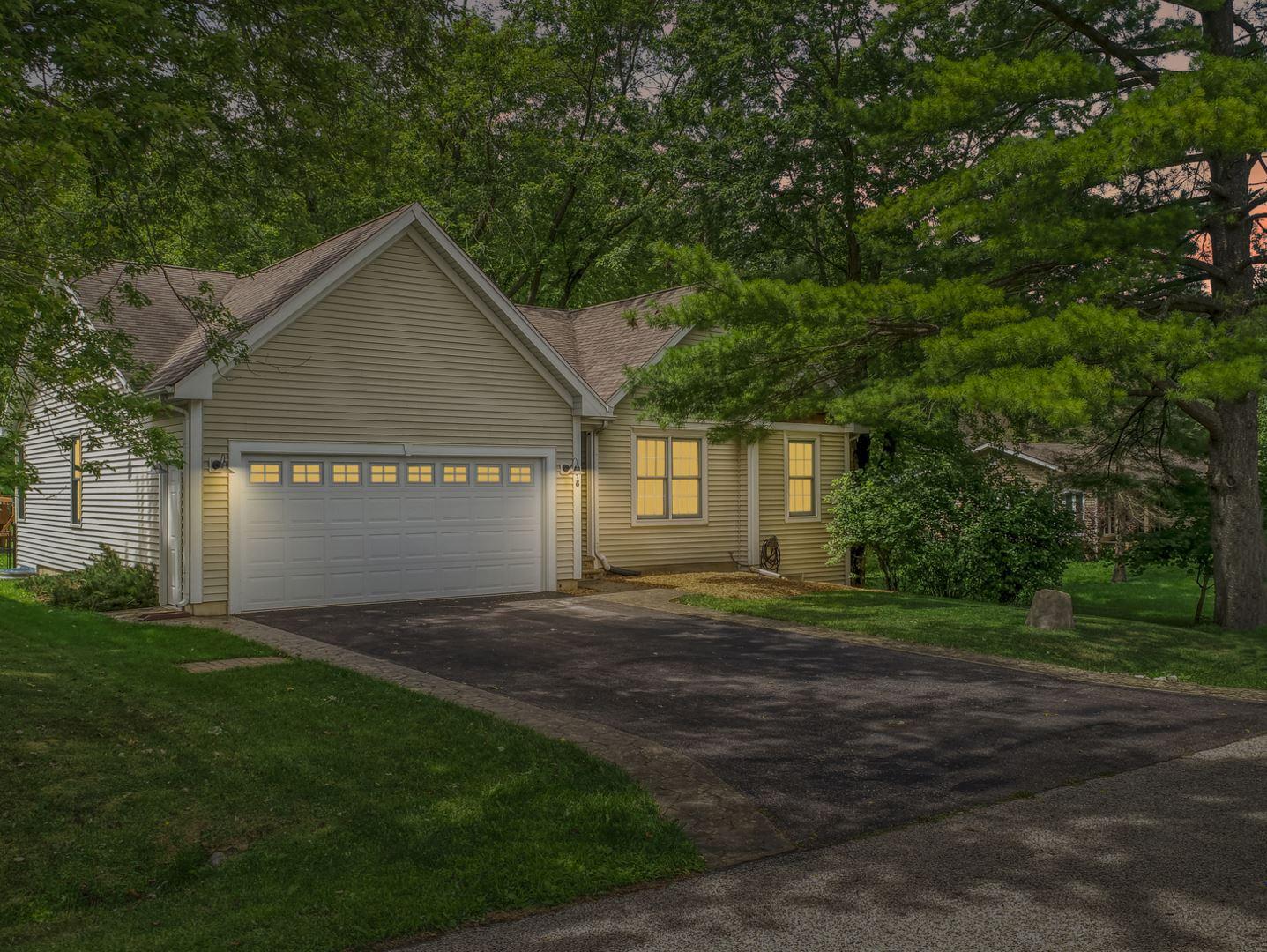 18 Hilltop Road, Oakwood Hills, IL 60013 - #: 10674289