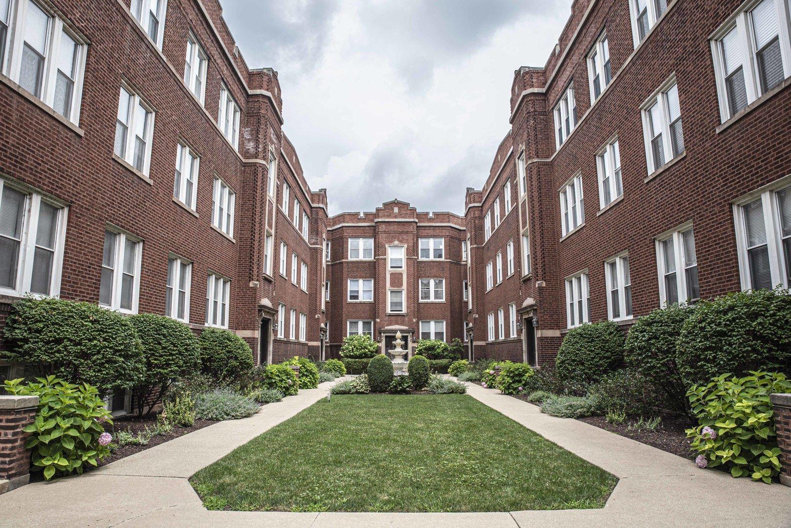 1344 W Estes Avenue #3S, Chicago, IL 60626 - #: 10797289