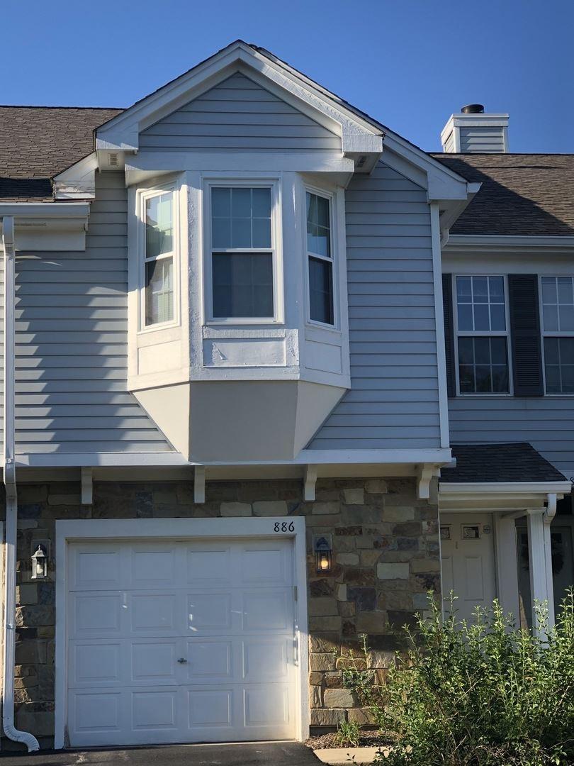 886 Ann Arbor Lane #21-3, Vernon Hills, IL 60061 - #: 11155289