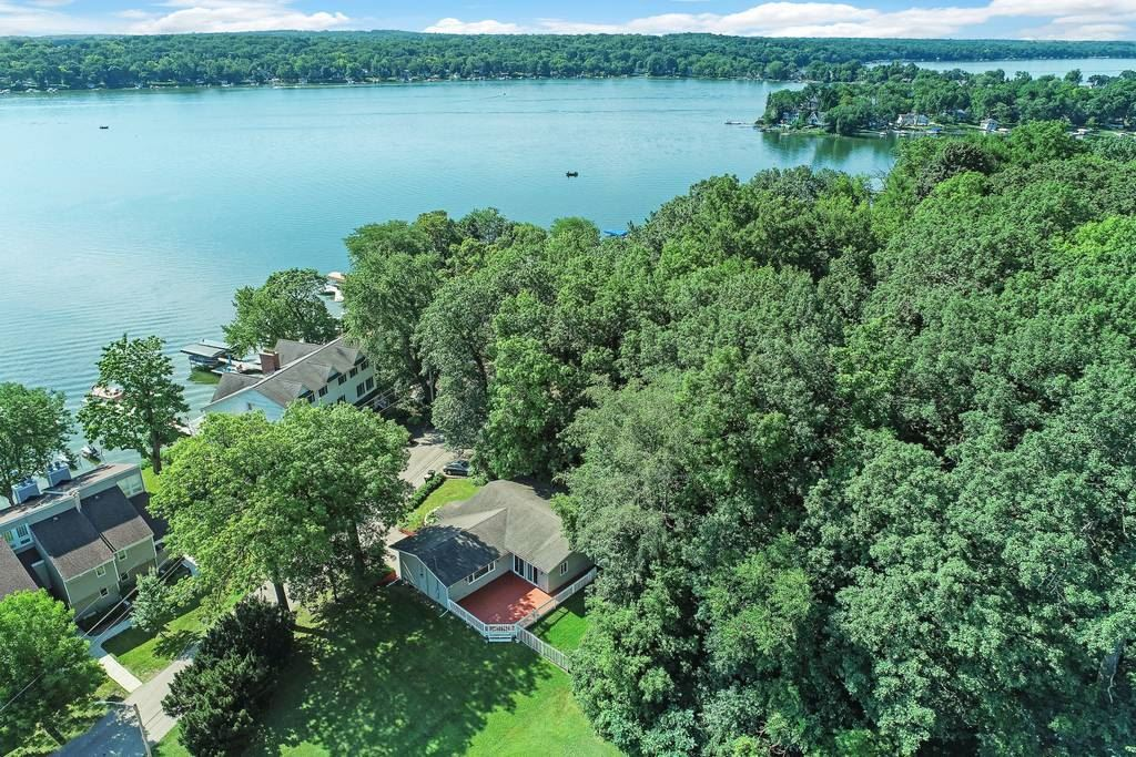 519 Bayview Avenue, Twin Lakes, WI 53181 - #: 10801290