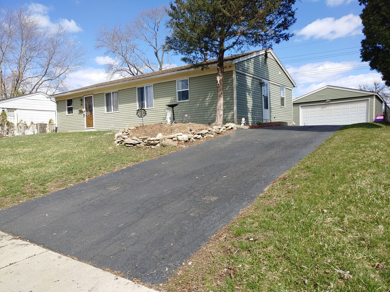 55 Alameda Drive, Carpentersville, IL 60110 - #: 11037290