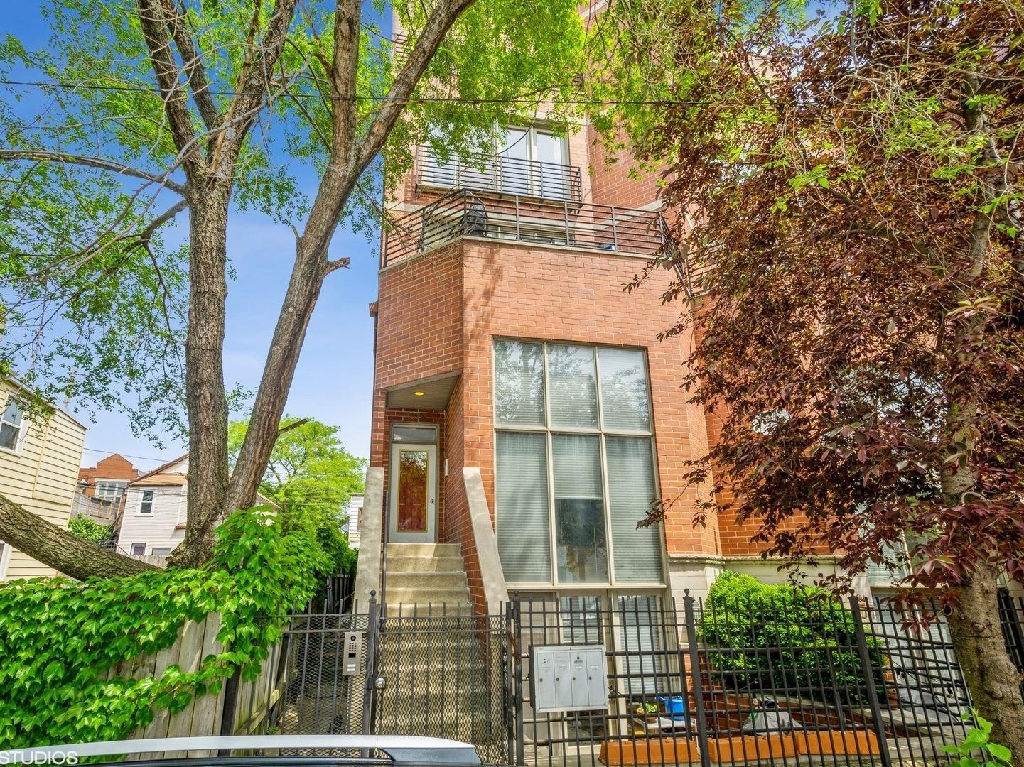 1624 W Ontario Street #2W, Chicago, IL 60622 - #: 11225290